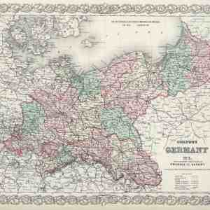#3965 Germany, 1874
