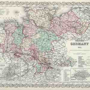 #3966 Germany, 1874