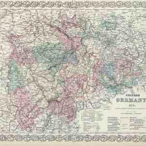 #3967 Germany, 1874