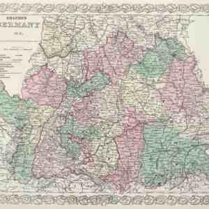 #3968 Germany, 1874