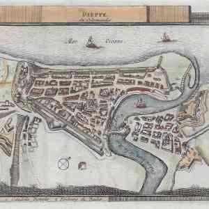 #558 Dieppe, France 1728