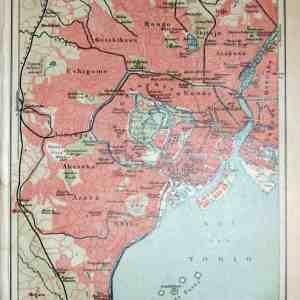 #589 Tokyo, Japan 1904