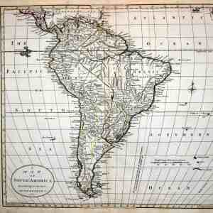#645 South America, 1785