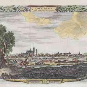 #936 St. Denis, Paris France 1728