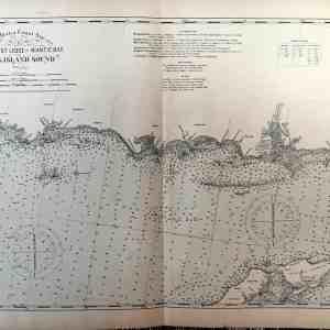 #2982 Long Island Sound, Southwest Ledge to Niantic Bay, 1893