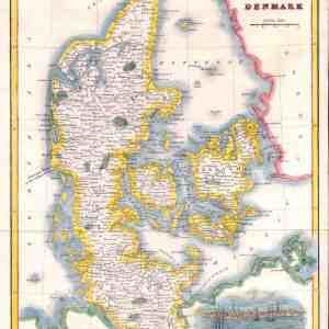#400 Denmark, circa 1840