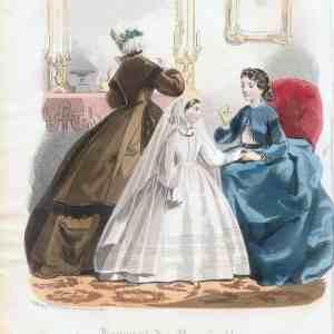 #893 Journel del Demoiselles 1865
