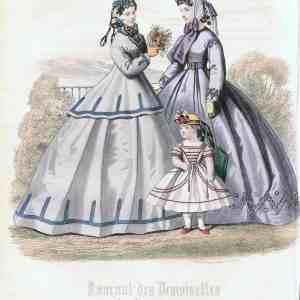 #896 Journel del Demoiselles 1865