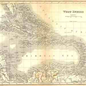 #500 West Indies, ca.1850s