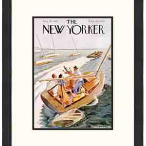 Original New Yorker Cover August 30, 1941