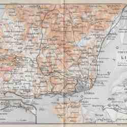 Lisbon region 1914