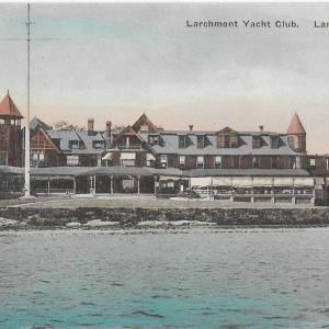 #4146 Larchmont Yacht Club, ca1920s