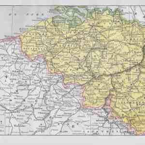 #2918 Belgium, 1922