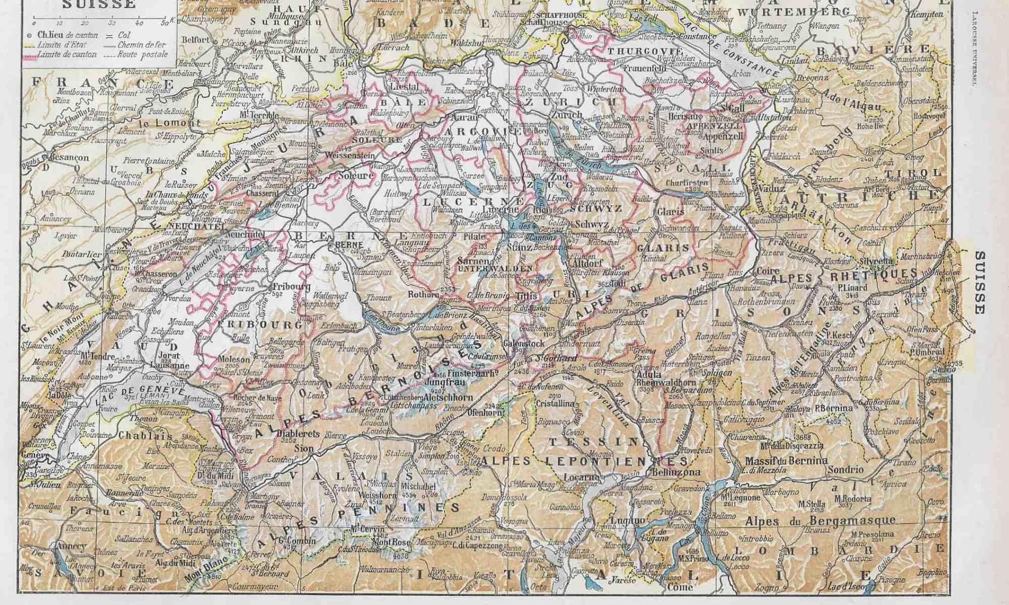 #2935 Switzerland 1922