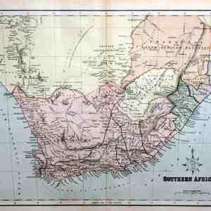 #938 South Africa, circa 1895