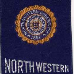 #2688 Northwestern 1910