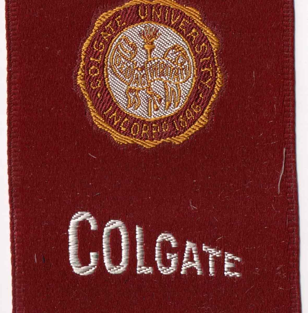 #3349 Colgate 1910