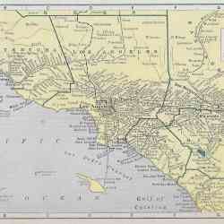 #4210 Los Angeles vicinity 1921