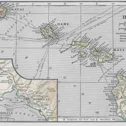 #4211 Hawaii 1921