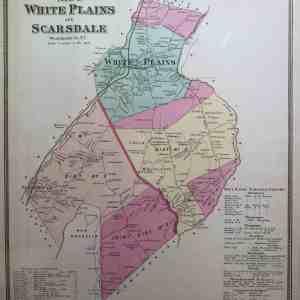 #F111 White Plains & Scarsdale, 1868