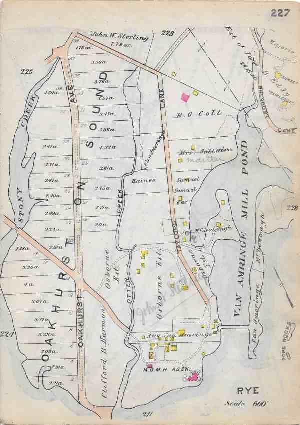 bromley road atlas p227
