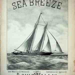 "#1449 ""Sea Breeze"", 1884"
