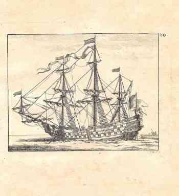 #421 warship 1775