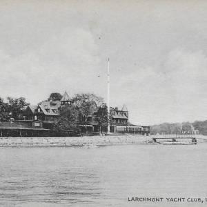 #4229 Larchmont Yacht Club, 1909