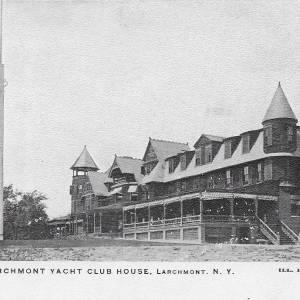 #4231 Larchmont Yacht Club, pre-1907