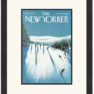 Original New Yorker Cover January 20, 1973