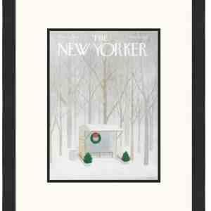 Original New Yorker Cover December 10, 1979
