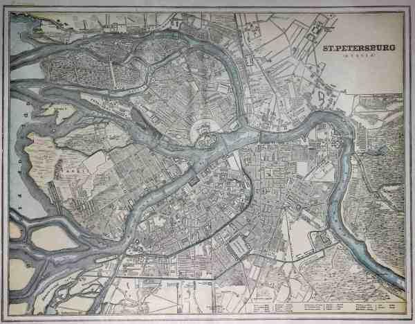St Petersburg 1901