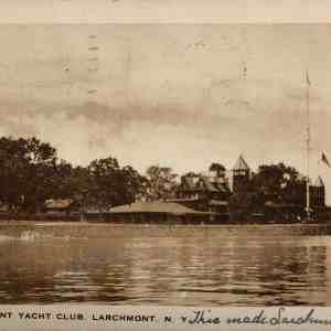 #4935 Larchmont Yacht Club, pre-1928