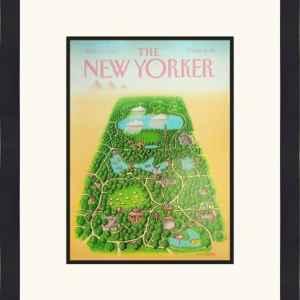 Original New Yorker Cover June 25, 1990