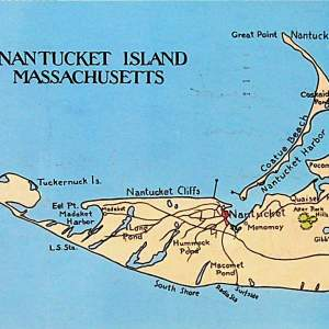 #5362 Nantucket Island, 1959
