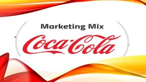 Marketing Mix of Coca-Cola