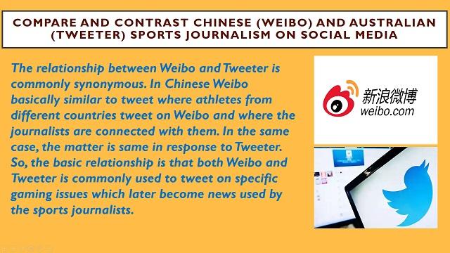 Sports Journalism on Social Media Platforms