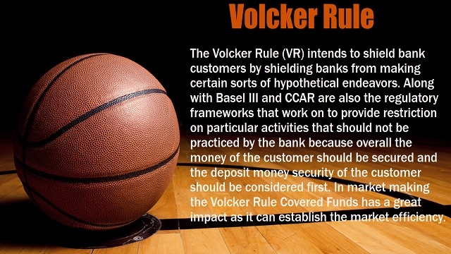 Volcker Rule Covered Funds