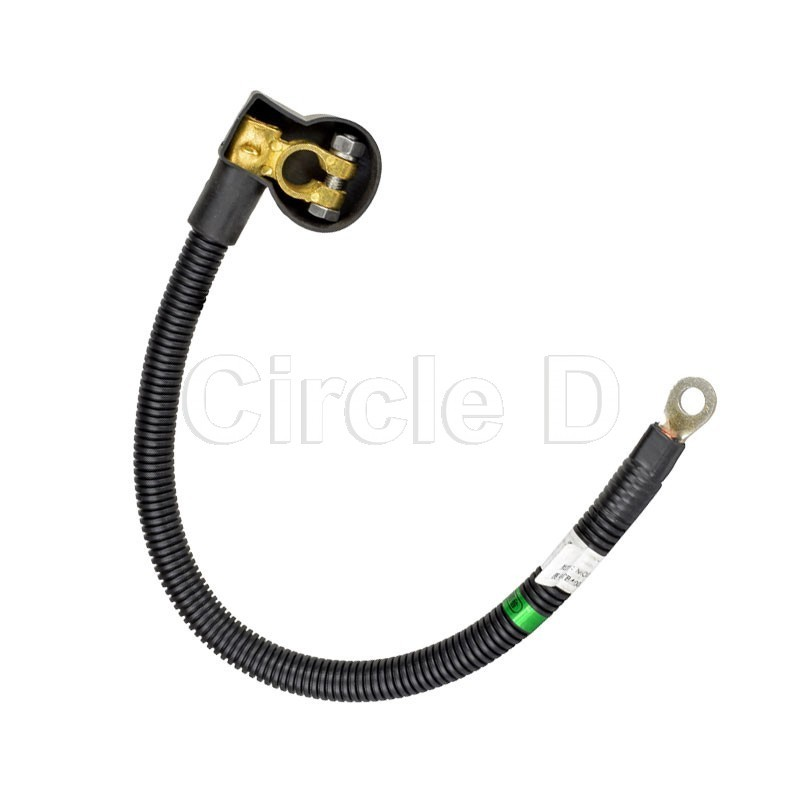 TB400.485A.2 Battery Iron Wire Power Cable Foton FT454