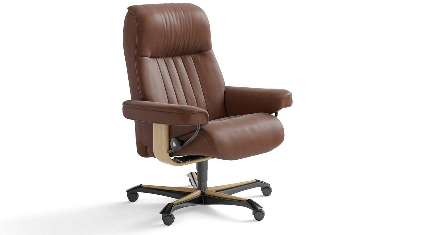 Stressless Office Chair Circle Furniture Crown Stressless Office Chair Desk