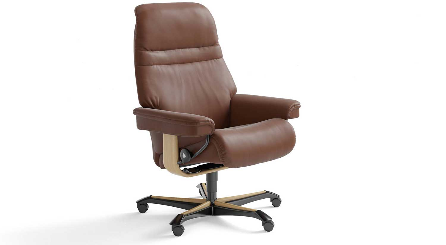 Stressless Office Chair Circle Furniture Stressless Sunrise Office Chair