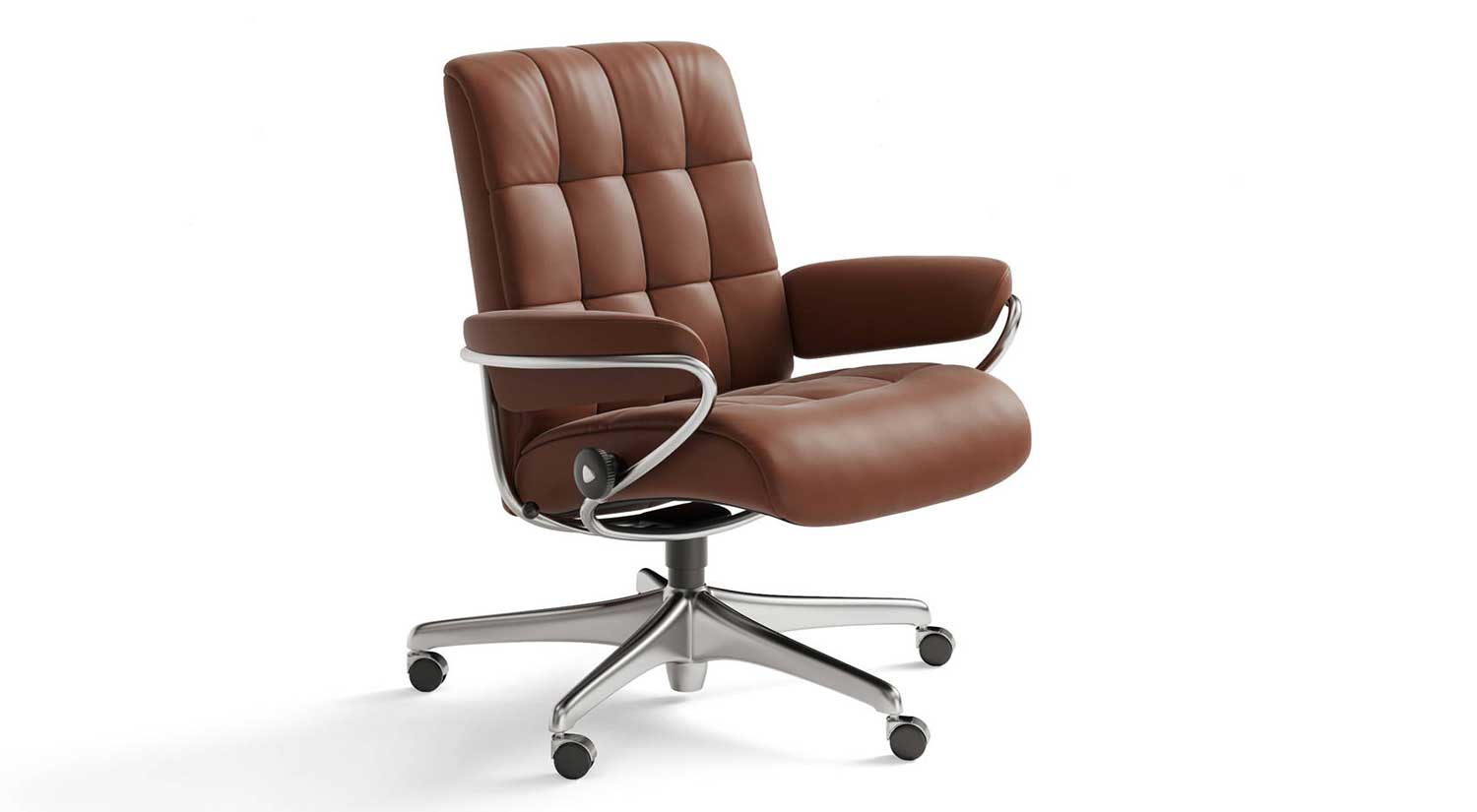 Stressless Office Chair Circle Furniture London Lowback Office Chair