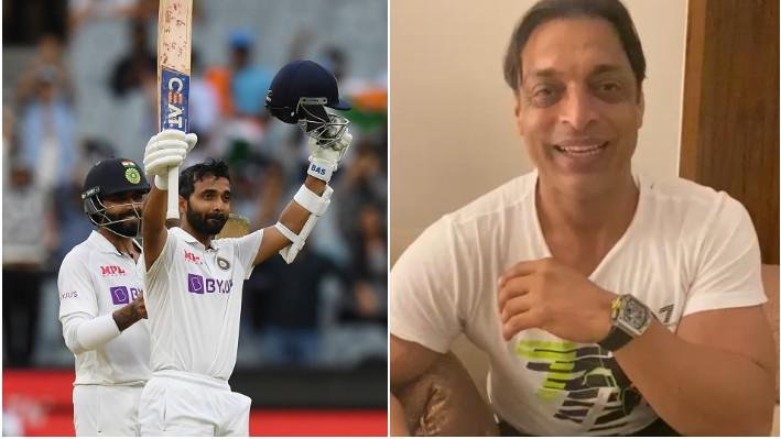 Akhtar Praises Rahane For Winning Melbourne Test