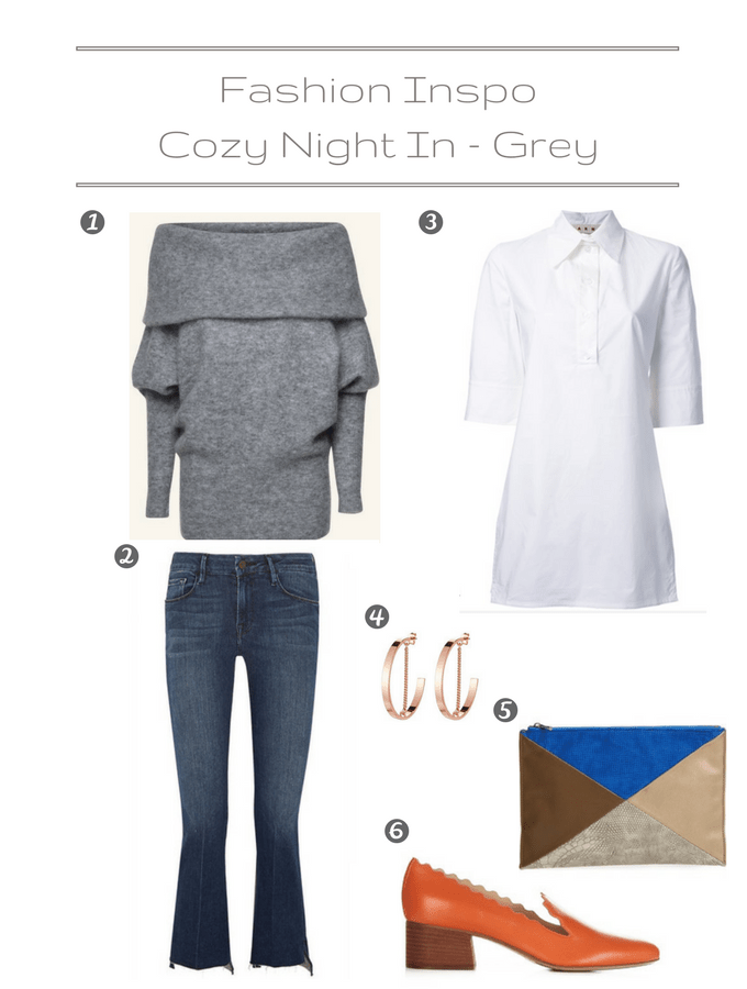 Hygge Fashion Inspiration - A hygge-inspired outfit