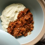 Goat Ragu with Cauliflower Mash - This easy stick-to-your ribs comfort feed is a real crowd pleaser. | circleofeaters.com
