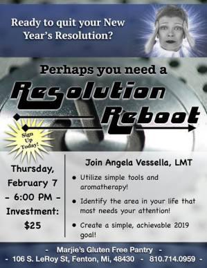 Resolution Reboot