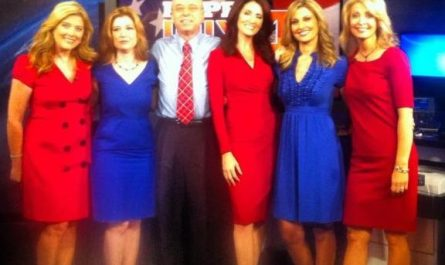 On the Weather Channel, who are the ladies?
