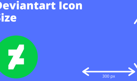 What size is Deviantart icon