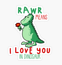 What-does-rawr-mean-in-dinosaur