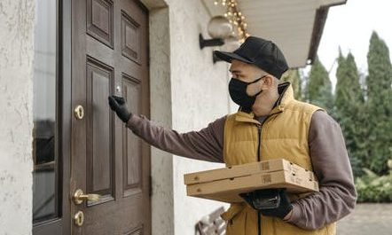 What-is-a-local-courier-facility